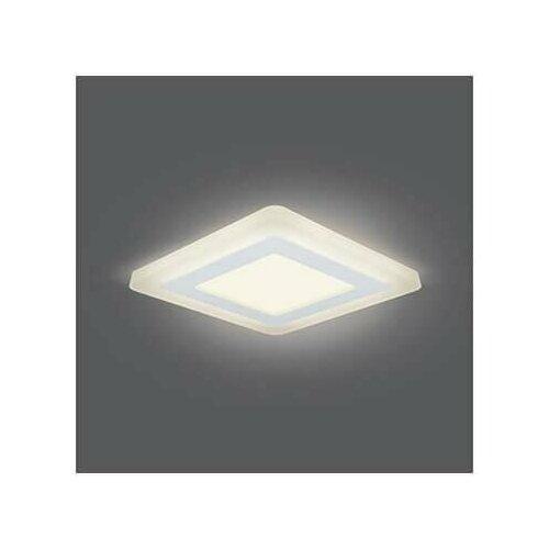 Фото - Встраиваемый светодиодный светильник Gauss Backlight BL122 светильник gauss встраиваемый светодиодный backlight bl114