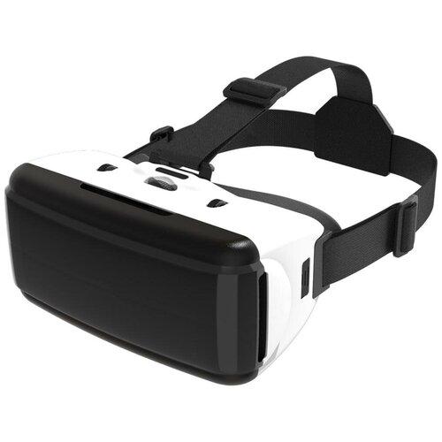 Очки виртуальной реальности для смартфона Ritmix RVR-100, белый