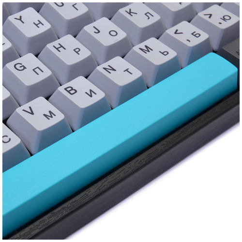 Профессиональная клавиатура Varmilo VA108M Moonlight Cherry MX Blue