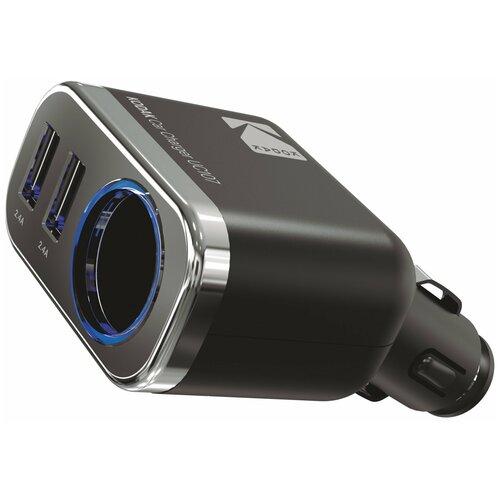 Фото - Автомобильная зарядка Kodak UC107, черный опциональный улучшенный принтер kodak 1218940