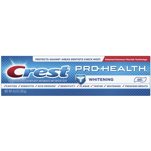Crest Pro-Health Whitening – Зубная паста 130 грамм