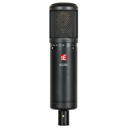 Микрофон sE Electronics sE2200, черный