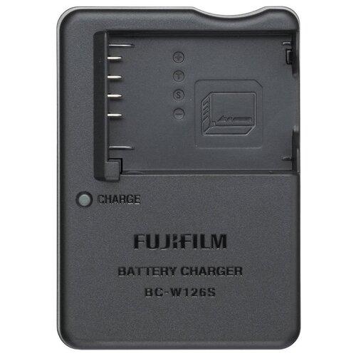 Фото - Зарядное устройство Fujifilm BC-W126S для NP-W126 и NP-W126S аккумуляторная батарея для фото видеокамер fujifilm finepix hs30 hs33exr x pro 1 np w126 7 4v 1020mah