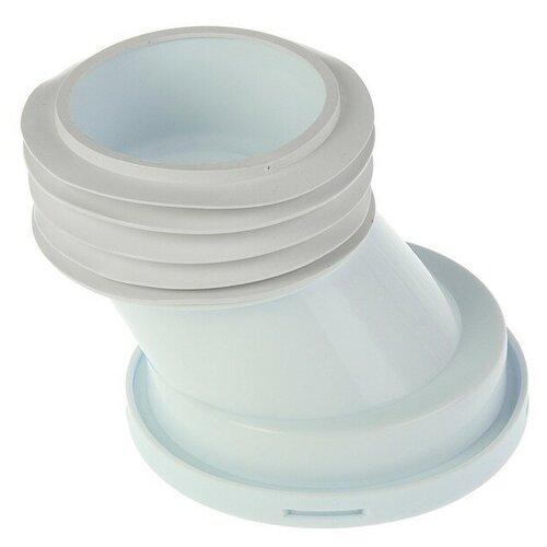 Манжета эксцентриковая для унитаза АНИ Пласт W0420 белый недорого