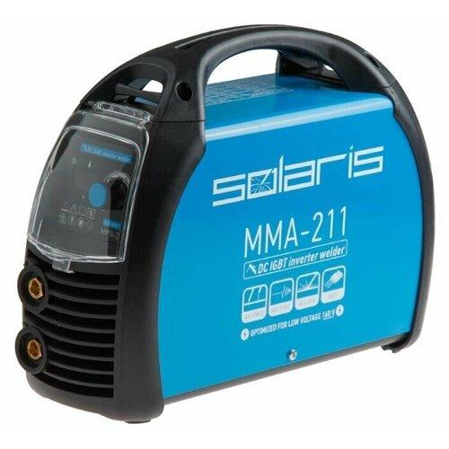 Инвертор сварочный SOLARIS MMA-211