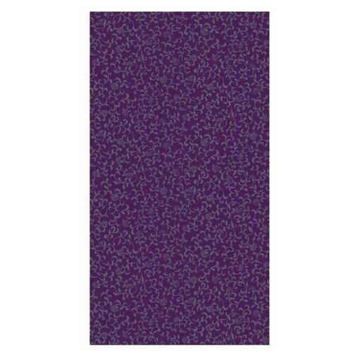 1004-343 D-C-fix 1.5х0.45м Пленка самоклеющаяся Декор цветы на пурпурном фоне