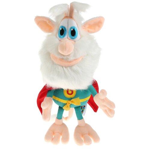 Фото - Мягкая игрушка Мульти-Пульти Буба супергерой 20 см озвученная мягкая игрушка мульти пульти ежик 20 см