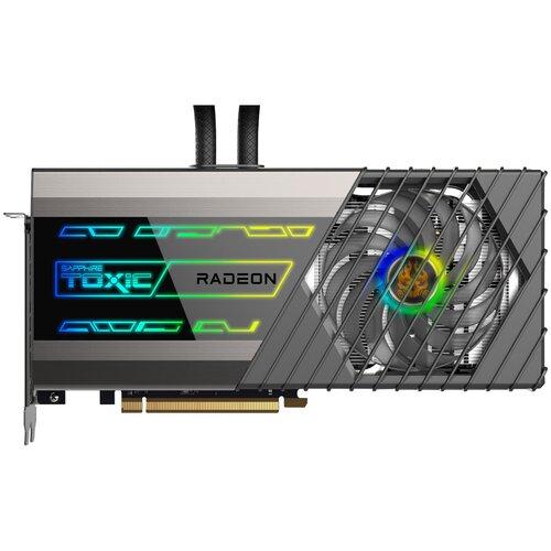 Видеокарта Sapphire Radeon RX 6900 XT Toxic Extreme Edition 16GB (11308-08-20G), Retail