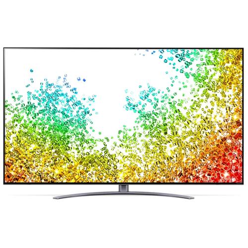 """Телевизор NanoCell LG 75NANO966PA 75"""" черный"""
