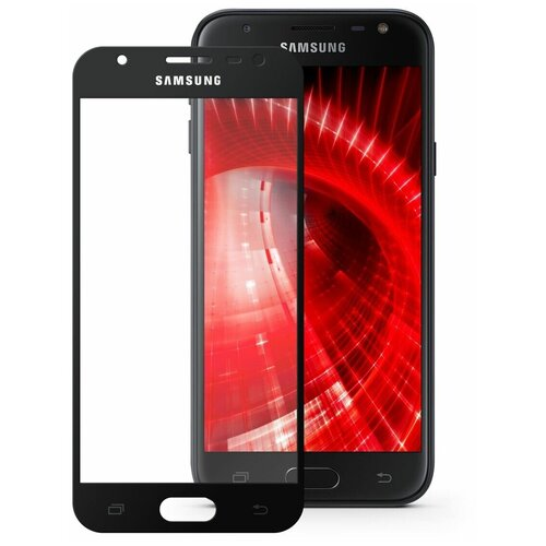 Защитное стекло Mobius 3D Full Cover Premium Tempered Glass для Samsung Galaxy J3 2017 черный защитное стекло mobius 3d full cover premium tempered glass для samsung galaxy a6 2018 черный