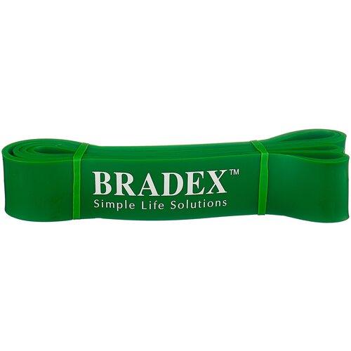 Фото - Эспандер лента BRADEX SF 0196 208 х 4.5 см салатовый эспандер универсальный bradex профи болл 140 х 14 см синий