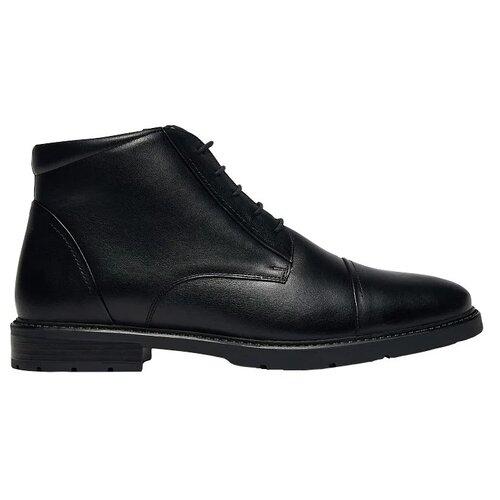 Ботинки RALF RINGER Mister , размер 42 , черный