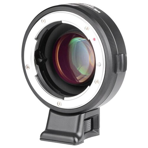 Фото - Адаптер Viltrox NF-E, с Nikon F на Sony E, 0.71х объектив viltrox pfu rbmh 20mm f 1 8 asph sony e черный