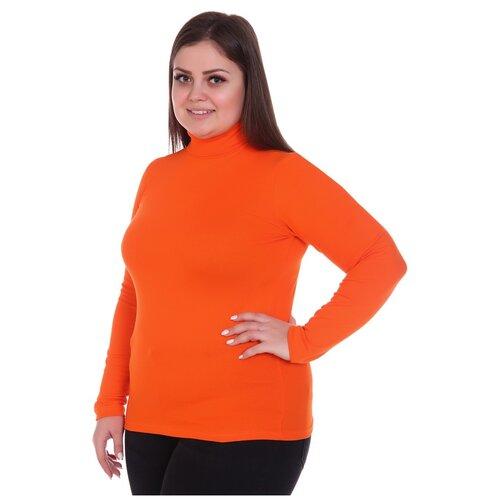 Водолазка Toontex, размер 56, оранжевый