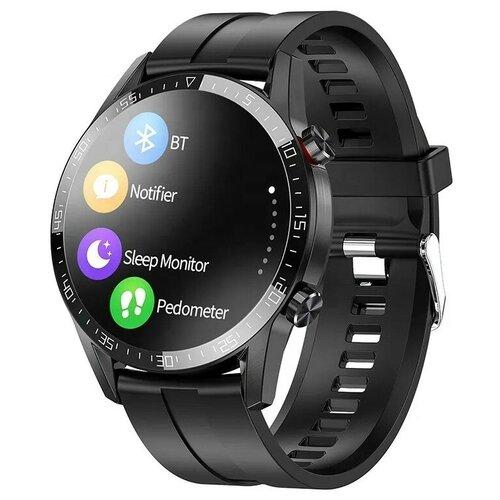 Смарт-часы Hoco Y2 Smart Watch Черные