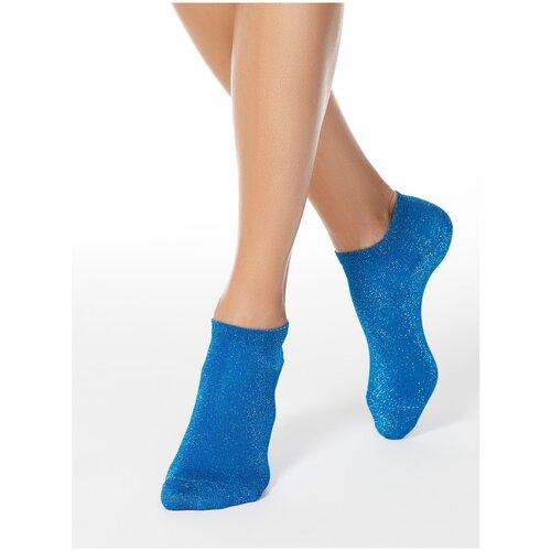 Носки Conte Elegant Active 18С-3СП 000, размер 23, синий