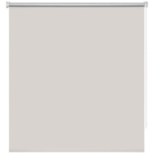 Рулонная штора DECOFEST Блэкаут Плайн Мини (античный бежевый), 60х160 см штора римская сафари 60х160 см бежевый