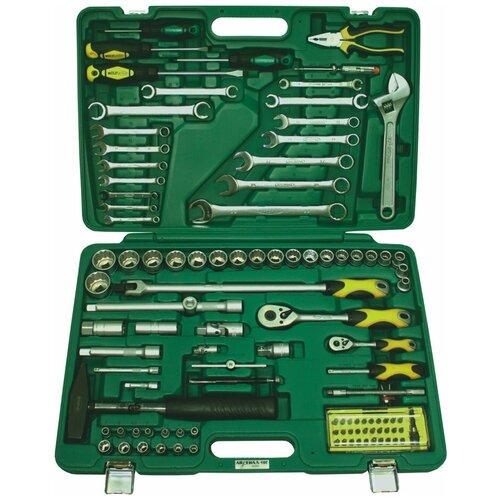 Набор автомобильных инструментов Арсенал C1412P105, 105 предм.