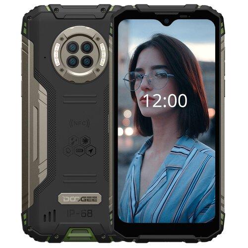 Смартфон DOOGEE S96 Pro зеленый