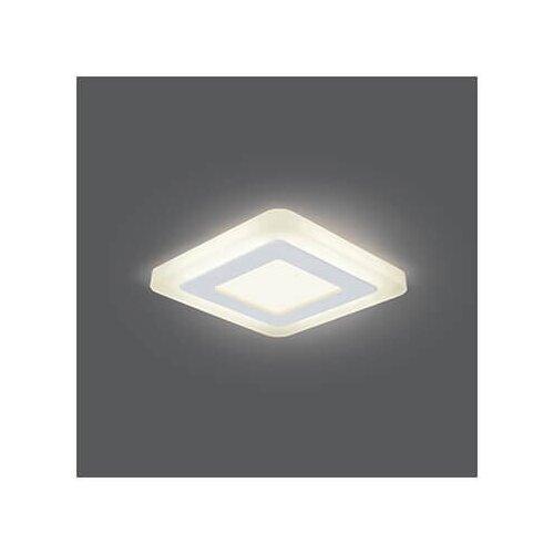 Фото - Gauss Встраиваемый светодиодный светильник Gauss Backlight BL120 светильник gauss встраиваемый светодиодный backlight bl114
