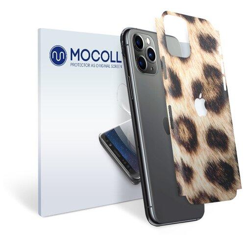 Пленка защитная MOCOLL для задней панели Apple iPhone XR Ирбис