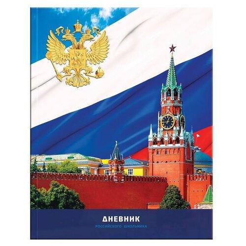 Купить ArtSpace Дневник Российского школьника (Дц48т_24260) разноцветный, Дневники