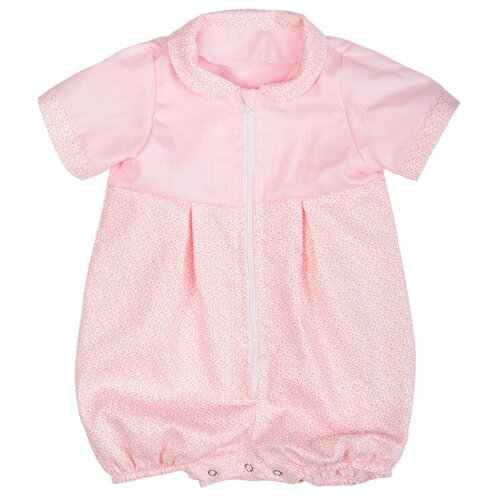 Купить Песочник Сонный Гномик размер 62, розовый, Боди