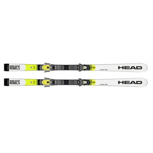 Горные лыжи детские с креплениями HEAD WorldCup Rebels i.GS RD Team (19/20), 152 см