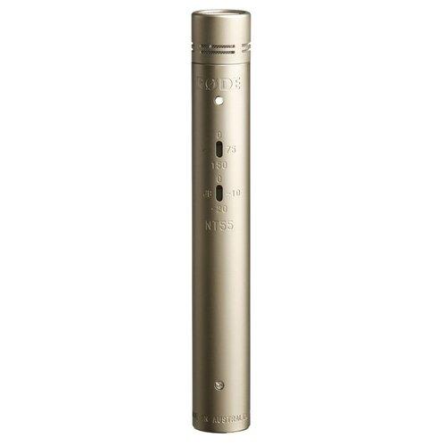 """RODE NT55 конденсаторный кардиоидный микрофон с капсюлем 1/2"""","""