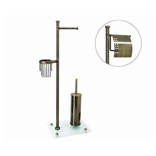 Фото - Комбинированная стойка WasserKRAFT Exter K-1234 комбинированная напольная стойка wasserkraft k 1234