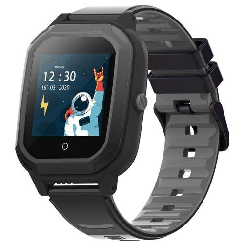 Детские умные часы Smart Baby Watch KT20, черный детские умные часы smart baby watch t58 черный