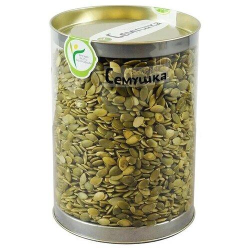 Фото - Семечки тыквенные Семушка очищенные, 1 кг семечки тыквенные семушка жареные соленые 160 г