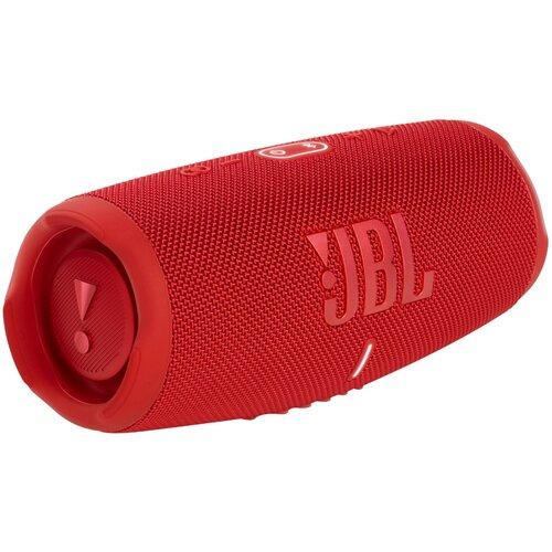 Портативная акустика JBL Charge 5, красный