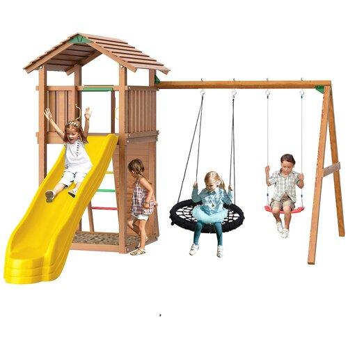 Детские городки Jungle Gym JC8 Троодос