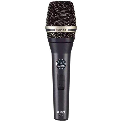 Микрофон AKG D7S, dark stage blue