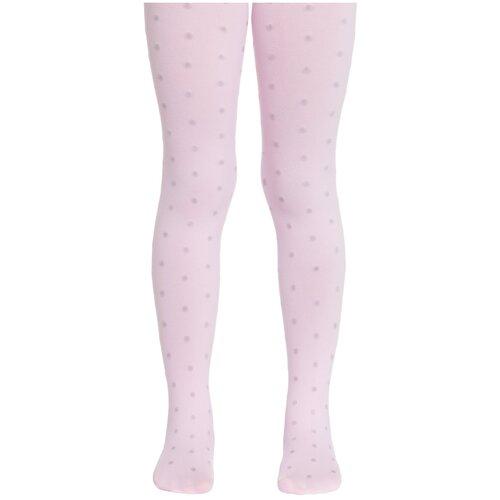 Фото - Колготки Conte Elegant PAOLA, размер 116-122, light pink колготки conte elegant lucia размер 116 122 bianco