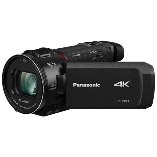 Фото - Видеокамера Panasonic HC-VXF1 черная видеокамера panasonic hc mdh3e black