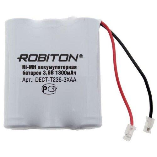 Аккумуляторные батарейки Robiton DECT-T236-3XAA PH1