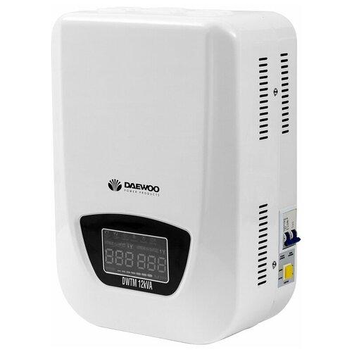 Стабилизатор напряжения однофазный Daewoo Power Products DW-TM12kVA