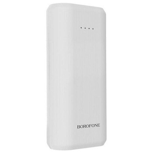 Аккумулятор Borofone BT2 Fullpower 5200mAh, белый