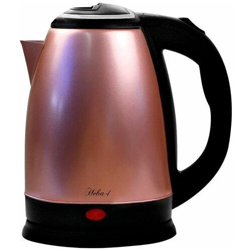 Чайник Великие реки Нева-1, розовый
