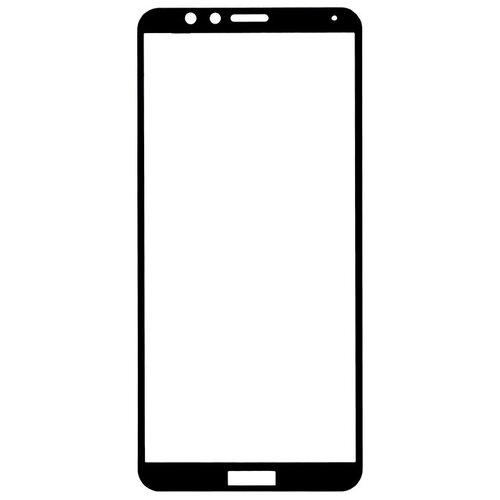 Защитное стекло Gosso FULL SCREEN для Huawei Honor 7X черный