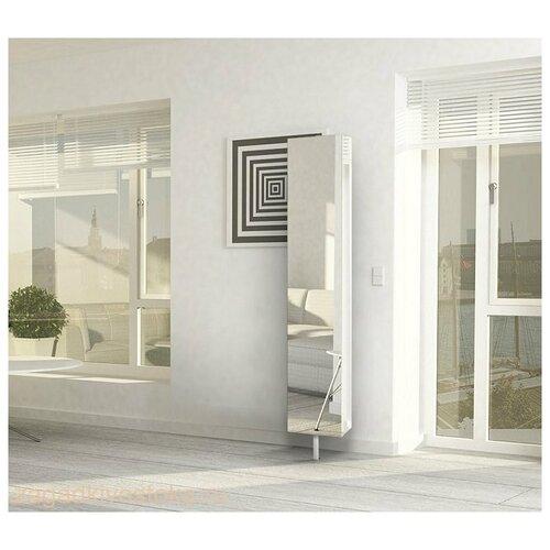 Фото - Зеркальный поворотный шкафчик Зум Шелф поворотный зеркальный шкаф shelf on лупо шелф венге лево