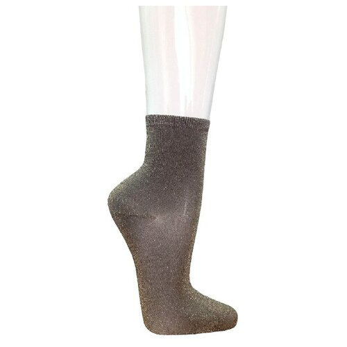 Носки женские Гамма С921, Золотой, 25-27 (размер обуви 40-41)