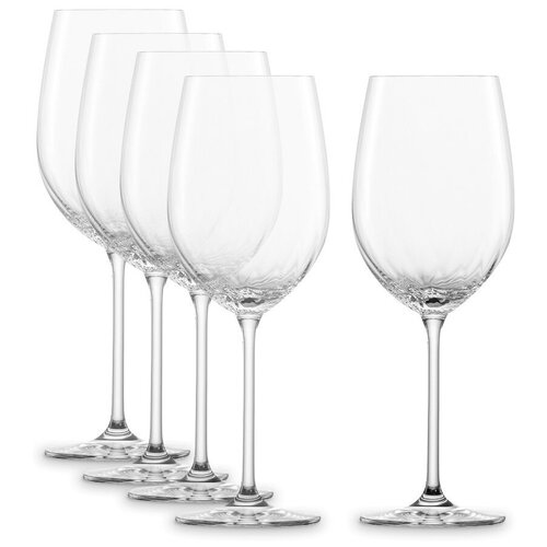 Фото - Набор из 6-ти бокалов для красного вина Bordeaux Prizma объем 561 мл, 9x24,2 см, хрустальное стекло, Schott Zwiesel, 121 570-6 набор бокалов для красного вина schott zwiesel prizma 561 мл 6 шт