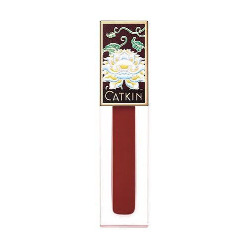Купить CATKIN Жидкая помада для губ Longlasting Semi-matte, оттенок C04 late autumn