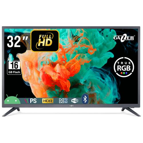 Телевизор GAZER TV32-FS2G 32