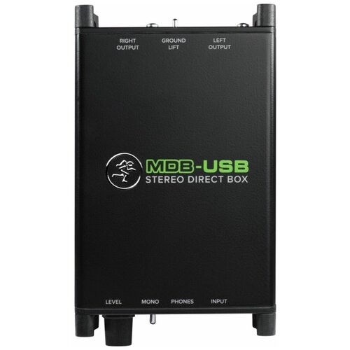 Стерео директ-бокс Mackie MDB-USB