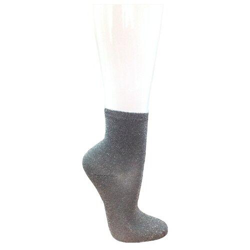 Носки женские Гамма С921, Серебряный, 25-27 (размер обуви 40-41)