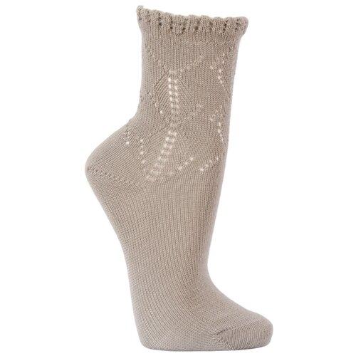 Носки женские Гамма С673, Тёмно-серый, 23 (размер обуви 35-37)